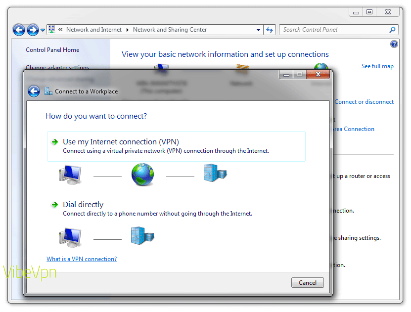 How to set up a VPN on a PC laptop or desktop: step 5